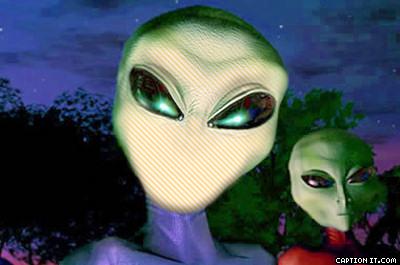 Alien Face Maker