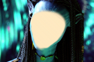 Caption it avatar yourself neytiri face in hole maker