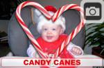 christmas candycanes
