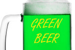 green beer mug st patricks day