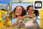 Madagascar Photo Frame
