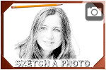 turn your photos into a sketch drawing