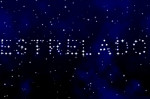 starry nigt sky space stars universe galaxy constellation writing