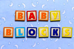 babyblocks blanket infants toys
