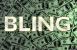 blingy cash money dollars rich jewelry sparkles diamonds