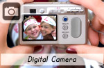 digicam digital camera photography picture lcd screen