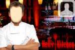 Hells Kitchen Gordon Ramsey Face in Hole