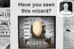 Harry Potter Prisoner of Azkaban Face in Hole