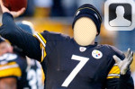 Pittsburgh Steelers Face in Hole