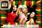 hot papper tamales chilis habaneros lights spicy