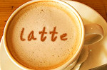 hot latte coffee cappuccino starbucks good morning